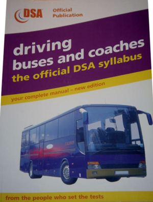 Driving Buses & Coaches, The Official DSA syllabus